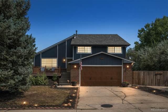 604 Eldridge Street, Golden, CO 80401 (MLS #5237426) :: Find Colorado