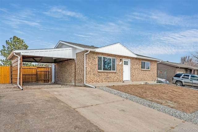 14951 Pensacola Place, Denver, CO 80239 (MLS #5237672) :: Kittle Real Estate