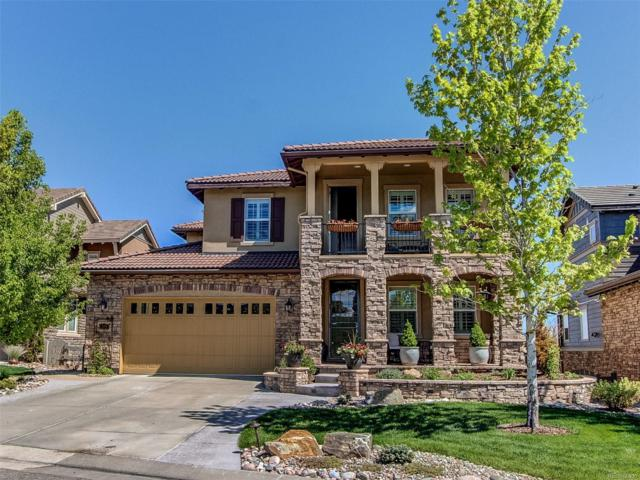 535 Backcountry Lane, Highlands Ranch, CO 80126 (#5237721) :: House Hunters Colorado