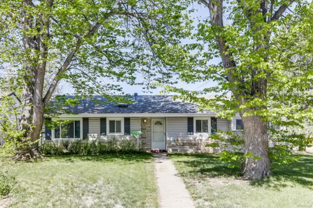 3301 S Forest Street, Denver, CO 80222 (#5238013) :: Wisdom Real Estate