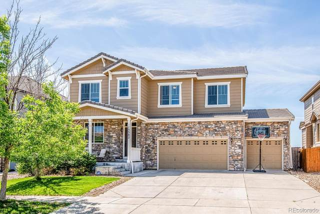 15582 E 117th Avenue, Commerce City, CO 80022 (#5238037) :: Bring Home Denver with Keller Williams Downtown Realty LLC