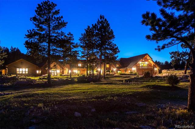 1260 Twin Sisters Road, Nederland, CO 80466 (#5238074) :: Sultan Newman Group