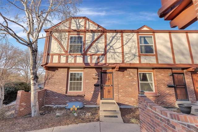 1048 Josephine Street A, Denver, CO 80206 (MLS #5238245) :: The Sam Biller Home Team
