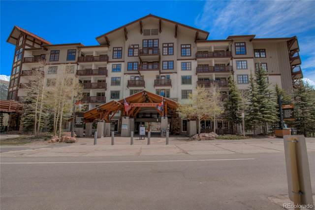 910 Copper Road #120, Copper Mountain, CO 80443 (#5238679) :: The DeGrood Team