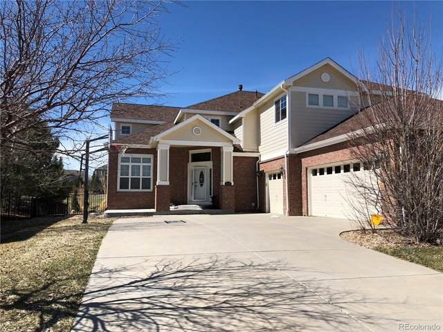 26884 E Mineral Drive, Aurora, CO 80016 (#5238804) :: The Gilbert Group