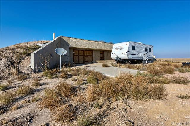 16505 County Road 2, Rush, CO 80833 (MLS #5239173) :: 8z Real Estate