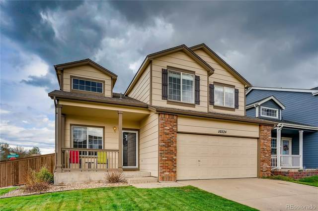 10224 Rotherwood Circle, Highlands Ranch, CO 80130 (#5239733) :: The Peak Properties Group
