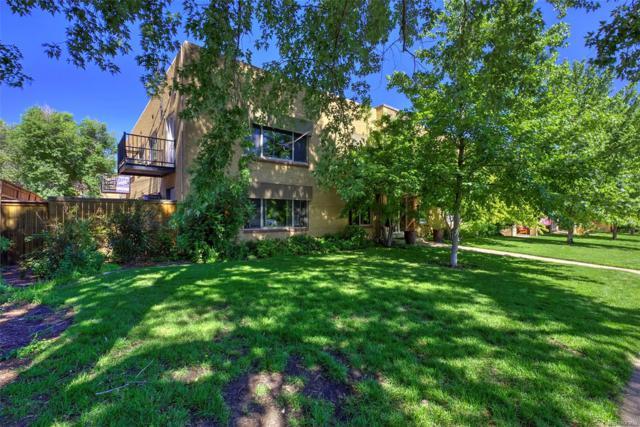 855 Dahlia Street #103, Denver, CO 80220 (#5239734) :: My Home Team