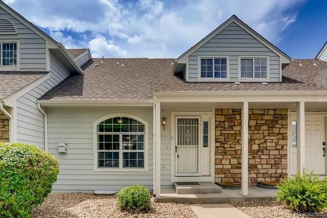 7906 S Depew Street C, Littleton, CO 80128 (MLS #5240133) :: 8z Real Estate