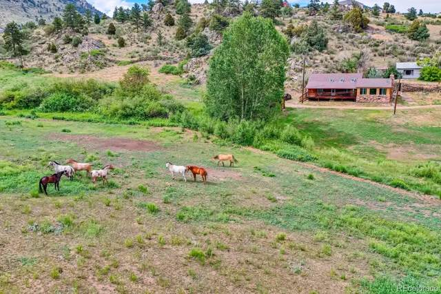 4277 Camino Perdido, Golden, CO 80403 (#5240203) :: The Gilbert Group