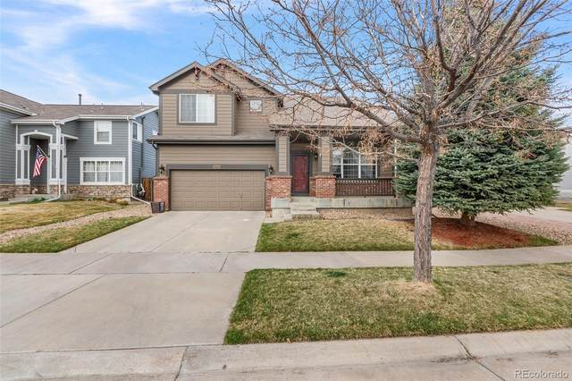 3959 S Quemoy Court, Aurora, CO 80018 (#5240319) :: The Griffith Home Team