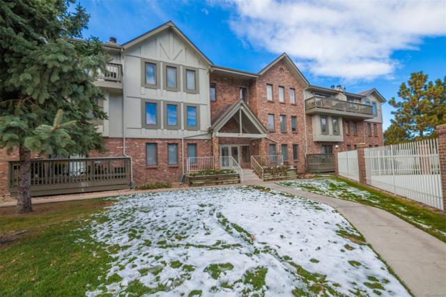 6475 S Dayton Street #303, Englewood, CO 80111 (#5240365) :: Wisdom Real Estate