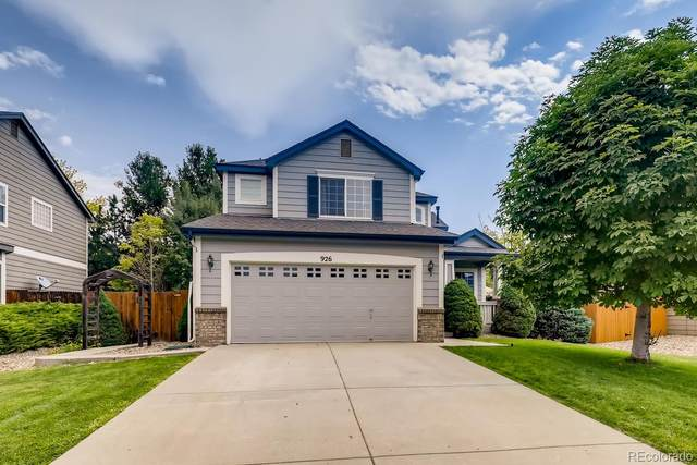 926 Morning Dove Drive, Longmont, CO 80504 (MLS #5240501) :: 8z Real Estate