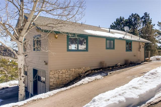 274 Meadow View Drive, Evergreen, CO 80439 (#5240528) :: The DeGrood Team