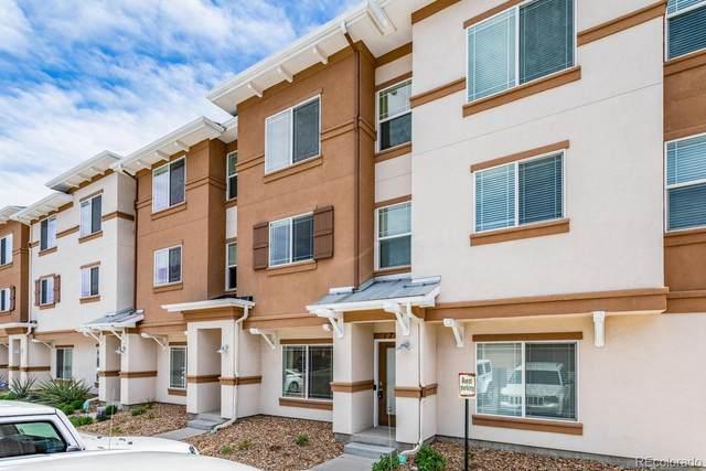 9300 E Florida Avenue #1706, Denver, CO 80247 (#5240959) :: The Healey Group