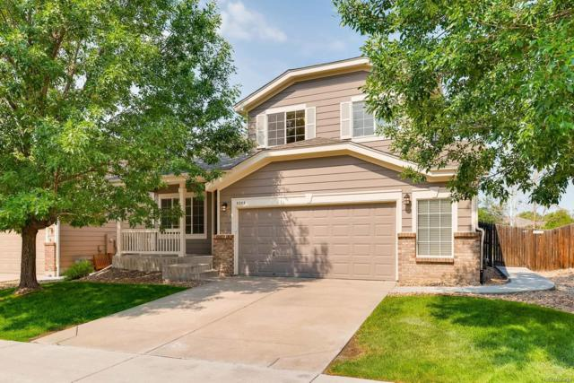 5355 Territorial Street, Parker, CO 80134 (#5240990) :: The DeGrood Team