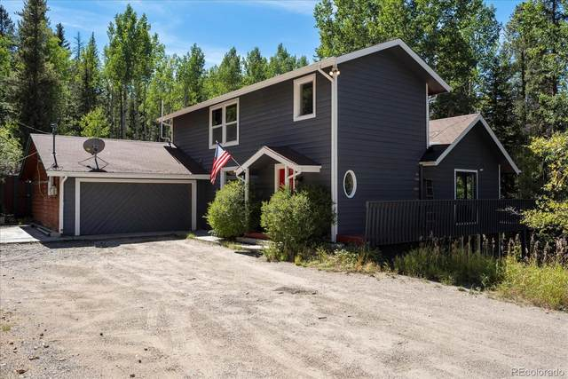 11203 S Barney Gulch Road, Conifer, CO 80433 (#5241427) :: The HomeSmiths Team - Keller Williams