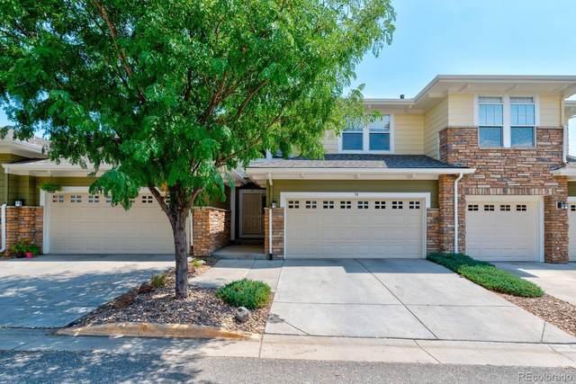 3000 E 112th Avenue #70, Northglenn, CO 80233 (#5241806) :: Compass Colorado Realty