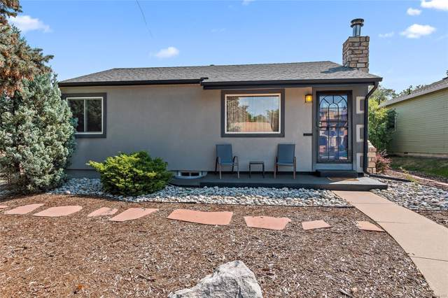 2684 S Cook Street, Denver, CO 80210 (#5241948) :: Arnie Stein Team | RE/MAX Masters Millennium