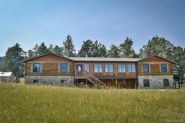 1490 Nova Road, Pine, CO 80470 (#5242007) :: Venterra Real Estate LLC
