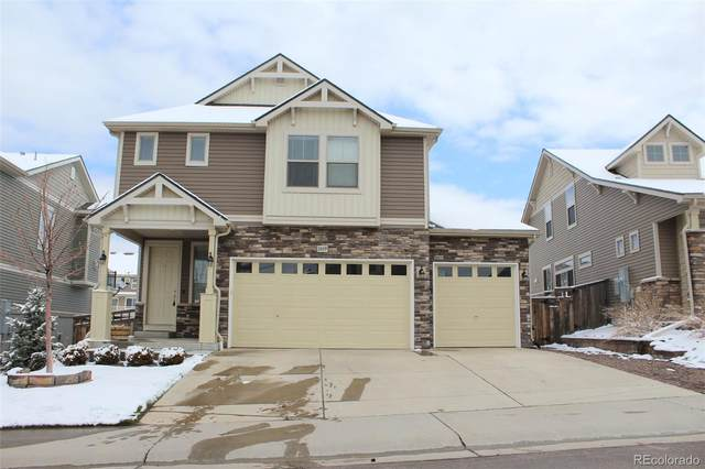 3339 Starry Night Loop, Castle Rock, CO 80109 (#5242464) :: The Harling Team @ Homesmart Realty Group