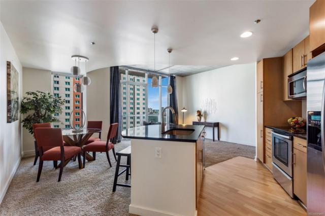 891 14th Street #1211, Denver, CO 80202 (#5242511) :: The Healey Group