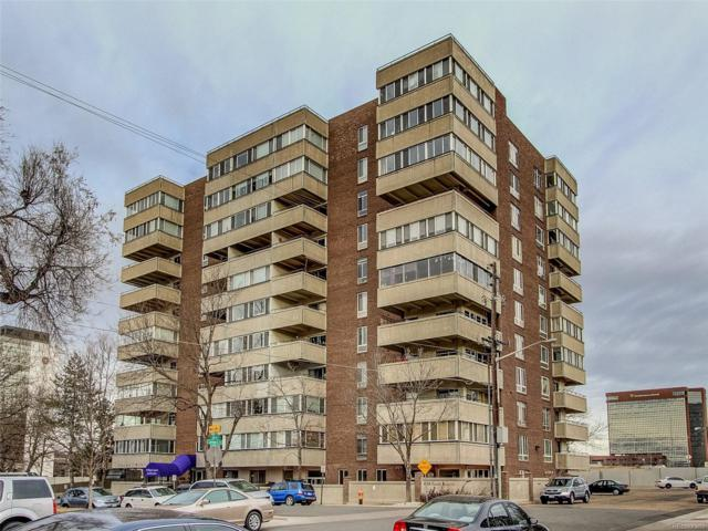 1888 S Jackson Street #708, Denver, CO 80210 (#5242686) :: The Galo Garrido Group