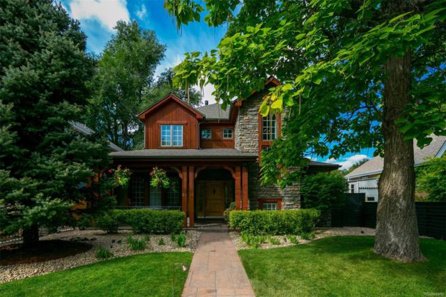 2411 S Saint Paul Street, Denver, CO 80210 (MLS #5242988) :: Kittle Real Estate