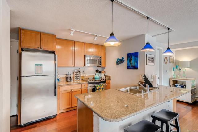 1150 Vine Street #401, Denver, CO 80206 (#5243335) :: The HomeSmiths Team - Keller Williams