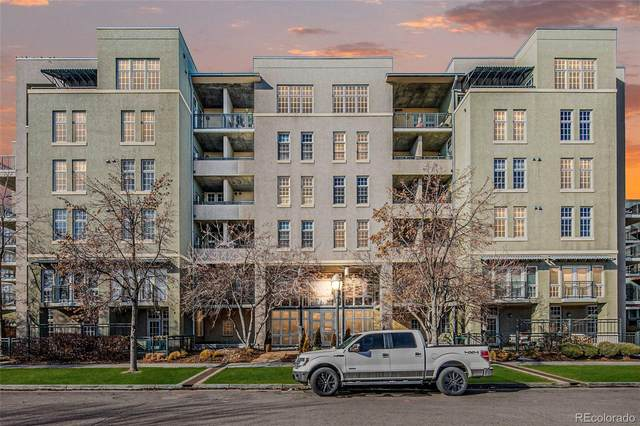 275 S Harrison Street #410, Denver, CO 80209 (#5243482) :: The Harling Team @ HomeSmart