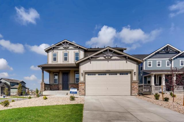 7335 S Titus Way, Aurora, CO 80016 (#5243818) :: The Tamborra Team
