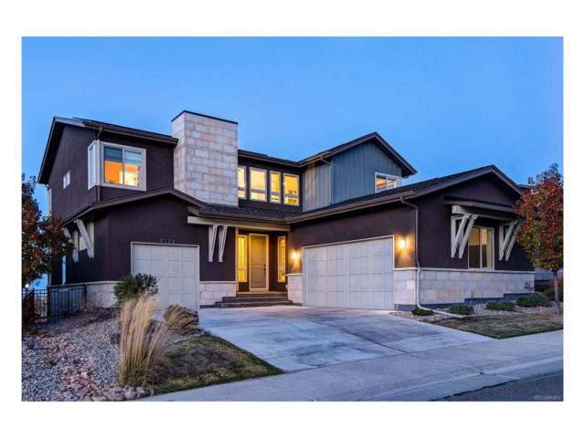 9323 Night Star Place, Lone Tree, CO 80124 (#5243984) :: Colorado Team Real Estate