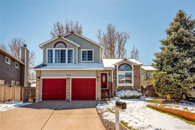 9726 W 106th Avenue, Westminster, CO 80021 (#5244005) :: The Gilbert Group
