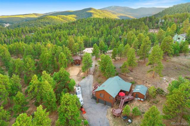6525 Joan Lane, Evergreen, CO 80439 (#5244458) :: Mile High Luxury Real Estate