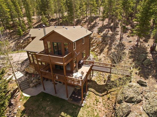 85 Bear Rock Road, Evergreen, CO 80439 (#5244595) :: Colorado Home Finder Realty