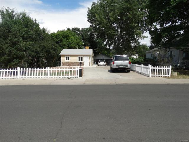 628 S Newton Street, Denver, CO 80219 (MLS #5244797) :: 8z Real Estate