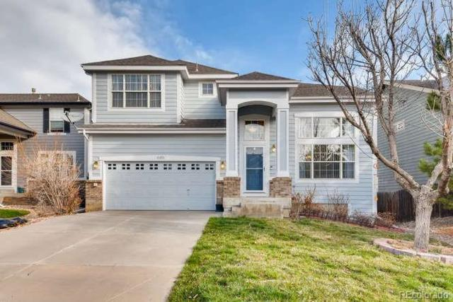 11151 Night Heron Drive, Parker, CO 80134 (#5244971) :: Compass Colorado Realty