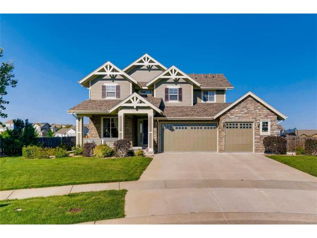 26136 E Fair Place, Aurora, CO 80016 (MLS #5245055) :: 8z Real Estate