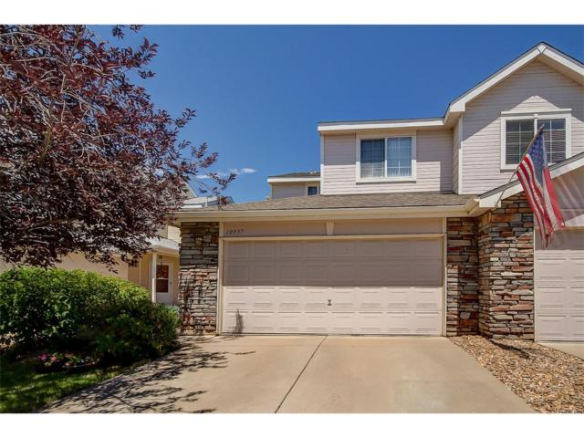 10937 E 96th Place, Commerce City, CO 80022 (MLS #5245477) :: 8z Real Estate