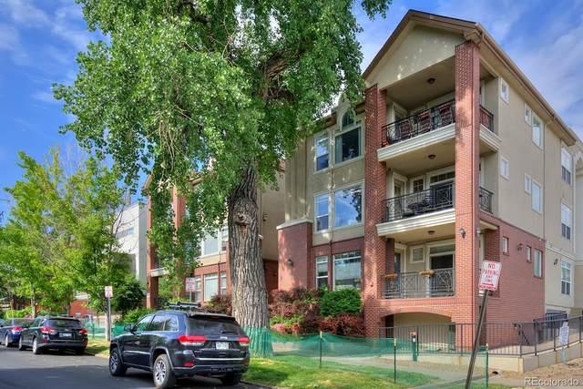 1735 N Ogden Street #202, Denver, CO 80218 (#5245554) :: The DeGrood Team