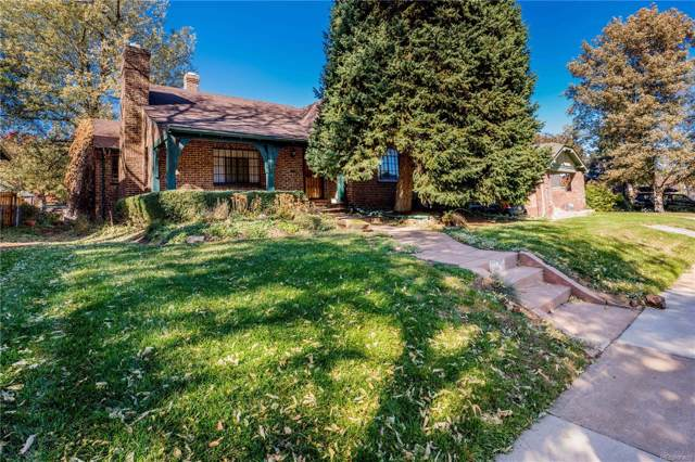 1371 Elm Street, Denver, CO 80220 (#5246167) :: HomePopper