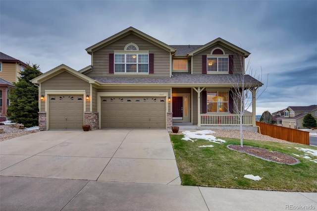 1007 Orion Way, Castle Rock, CO 80108 (#5246396) :: The HomeSmiths Team - Keller Williams
