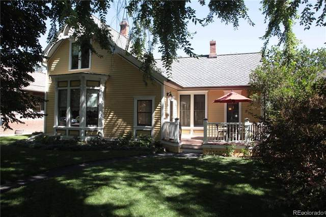 718 Mathews Street, Fort Collins, CO 80524 (MLS #5246938) :: Keller Williams Realty