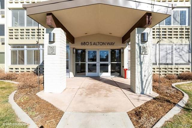 680 S Alton Way 7C, Denver, CO 80247 (MLS #5247083) :: 8z Real Estate
