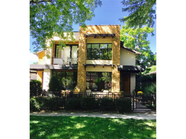 517 Detroit Street, Denver, CO 80206 (#5247138) :: The Umphress Group