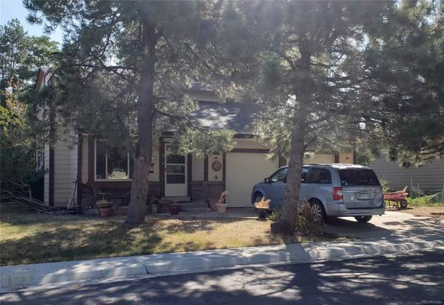5762 S Miller Street, Littleton, CO 80127 (MLS #5247248) :: 8z Real Estate