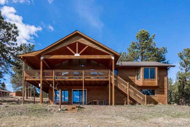 636 Bluebird Drive, Bailey, CO 80421 (#5248214) :: Sellstate Realty Pros