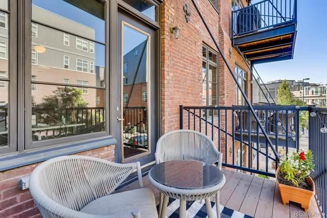 2960 Inca Street #219, Denver, CO 80202 (#5248889) :: The HomeSmiths Team - Keller Williams