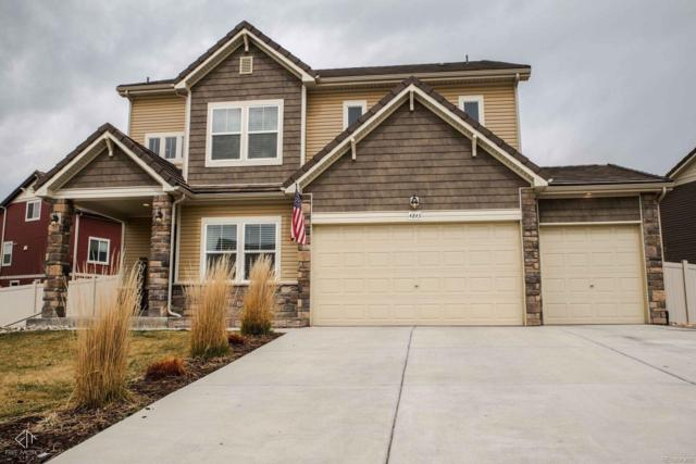 4843 Silverwood Drive, Johnstown, CO 80534 (#5248899) :: The HomeSmiths Team - Keller Williams