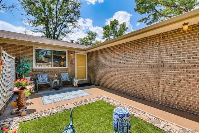 4623 Independence Street #9, Wheat Ridge, CO 80033 (MLS #5248900) :: 8z Real Estate